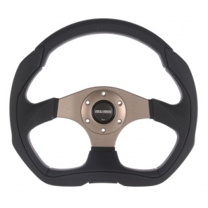 Momo Eagle Steering Wheel