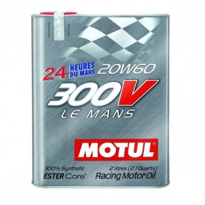 Motul 300V Le Mans 20W60 Motorsporta Eļļa 2L ESTER Core®