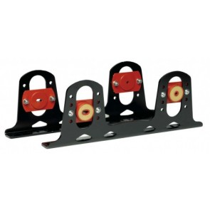 OMP FIA Approved Single Row Mounting Brackets