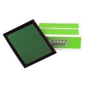 Green Filter Mercedes W124 Panel Air Filter