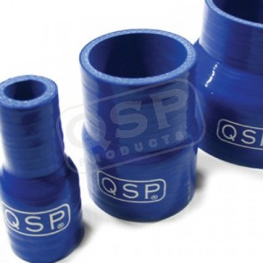 QSP Silicon straight reducer 76 - 67mm