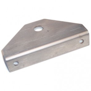 Rally Design Aluminium Bracket For Single Reservoir