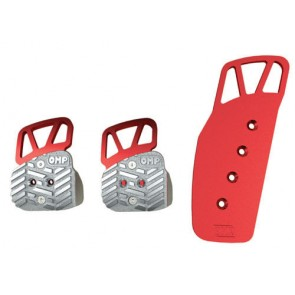 OMP Tuning Pedal Set OA/1069 (Red)