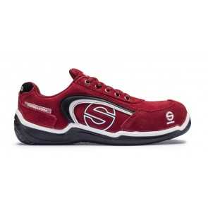 Sparco SPORT LOW S1P A3 RED, 45