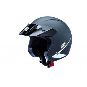 OMP Star Helmet (Matte Black)