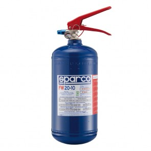 Sparco  Steel Hand Held Fire Extinguisher 2.4 L