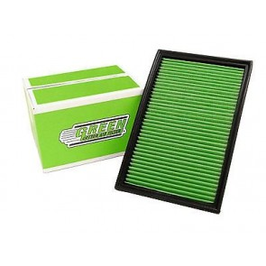Green Filter Renault Clio 2 Panel Air Filter