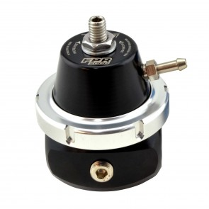 Turbosmart High-Performance EFI Fuel Pressure Regulator FPR2000 (Black)