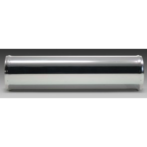 Drift Aluminium Pipe Polished - Straight 200mm - 76mm diameter