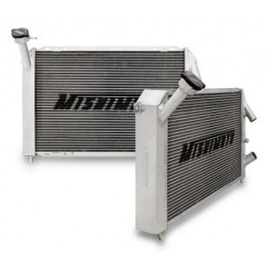 Mishimoto LS-Swapped Mazda RX-7 Performance Radiator, 1993-1995