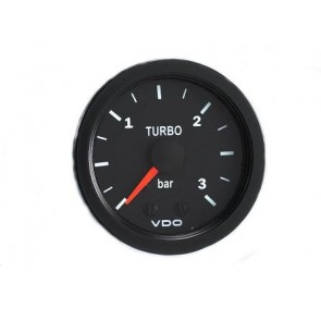 VDO Turbo Boost Gauge, 3 bar, 52mm