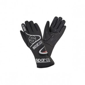 Sparco Winter gloves, size 7, black