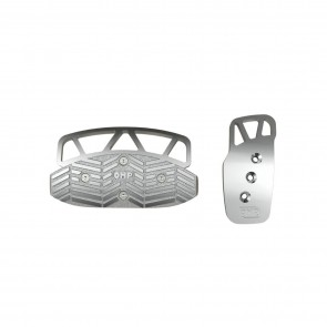OMP Tuning Pedal Set OA/1068 (Silver)