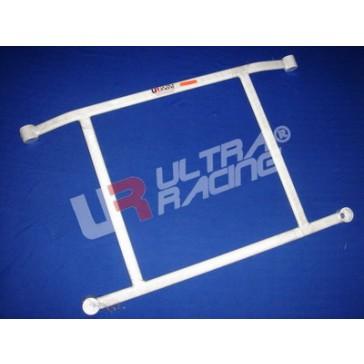 Hyundai Matrix  4-Point Front Lower Brace