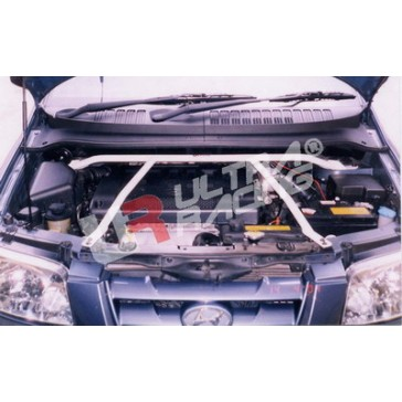 Hyundai Matrix  4-Point Front Upper Strutbar
