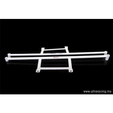 Mitsubishi EVO 4/5/6  2x 4-Point Floor Bars