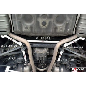 Lexus LS 430 00-06  2-Point Rear Lower Tiebar