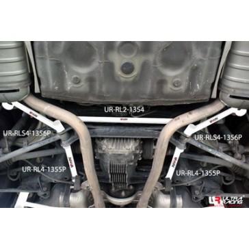 Lexus LS 430 01-06  2x 2-Point Rear Side Bars 1356P