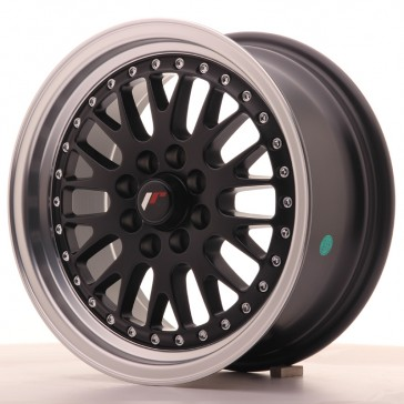 JR10 15x7 ET30 4x100/108 BF+ Machined