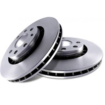 Standard Discs/Drums (Rear, D7307)