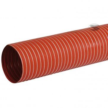 Flexible Air Duct, Heat resistant, 1m-101.6mm