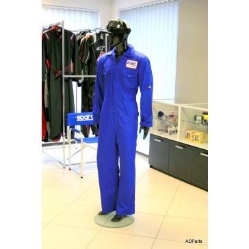 Dark Blue Mechanics Suit-L