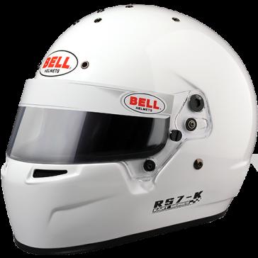 RS7-K Kart Helmet