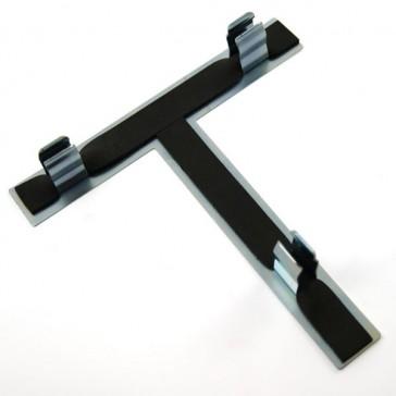 T mounting/holder for wheel spanner
