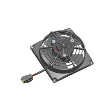 Electric Fan (128/115mm, suction)