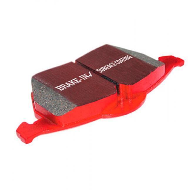 Red Stuff Performance Front Brake Pads DP3689//2C EBC Redstuff