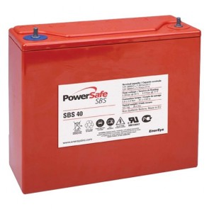 EnerSys Powesafe R40 Racing Battery