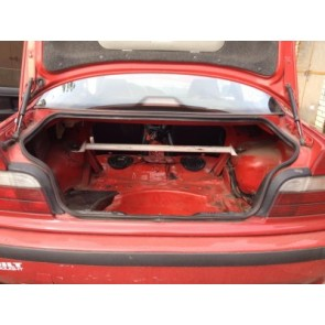 933 Motorsports Rear tower bar E36