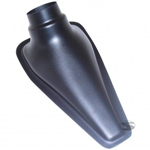 Sandtler Air Inlet Vent, 51/63mm, Black (194100S)