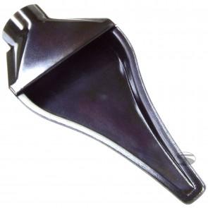Sandtler Air Inlet Vent, 76mm, Black (194105S)