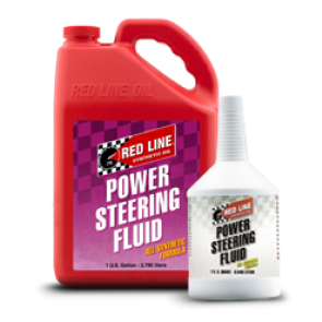 Red Line Power Steering Fluid, Quart