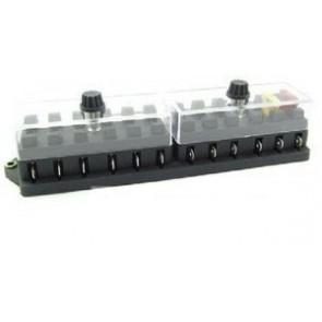 RRS Fuse Box: 12 terminals
