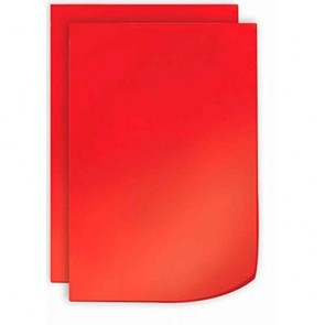 Sparco FIA Approved Sheet Mud Flap (Red)