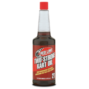 Red Line 2 Cycle Kart Oil (473ml)