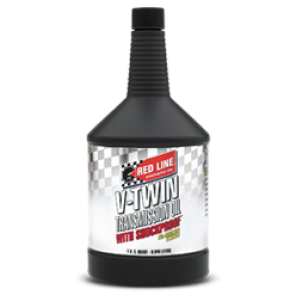 Red Line V-Twin Transmission Oil with ShockProof®, Quart