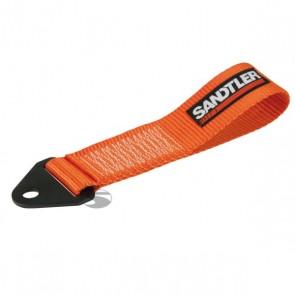 Sandtler Tow strap, orange