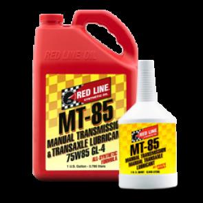 Red Line MT-85 75W85 GL-4 Gear Oil, Quart