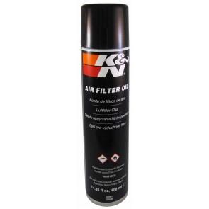 K&N Air Filter Oil - 14.36 fl oz/408 ml Aerosol - Non-US