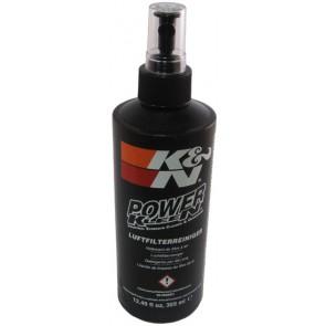 K&N Filter Cleaner; 12 oz/355 ml Pump Spray (DE/FR/NL/IT/PT)