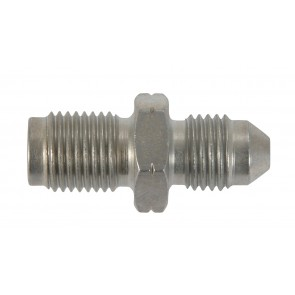 Goodridge Aluminium Male to Male Adapter (AN6 - M14 x 1.50)