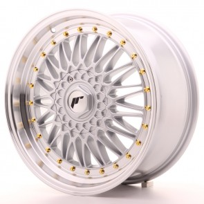 Japan Racing JR9 18x8 ET35-40 Blank Silver