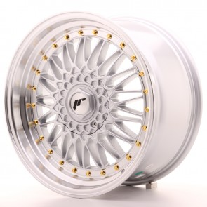 Japan Racing JR9 18x9 ET40 5x112/114 Machined Silv