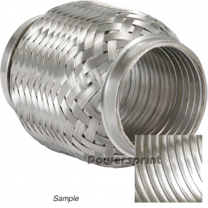 Powersprint Exhaust Flex Pipe HDD (76/100mm)