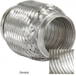 Powersprint Exhaust Flex Pipe HDD (63.5/250mm)