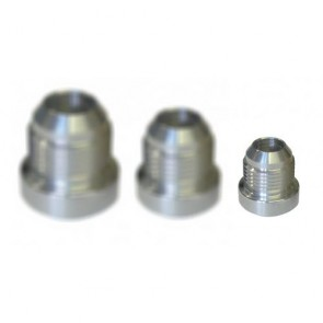 """OBP AN 6 - 9/16"""" x 18 Weld On Male Fitting"""