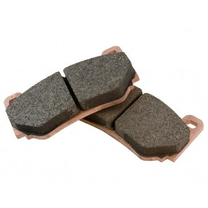 CL Brakes RC6 Brake Pads (Rear, 4140RC6)